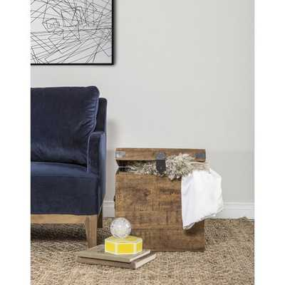 ANGELIQUE END TABLE WITH STORAGE - Wayfair