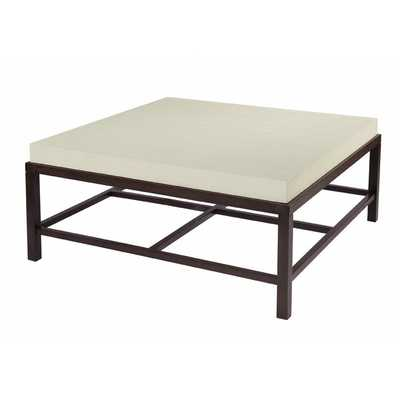 Spats Solid Wood Coffee Table with Storage - Perigold
