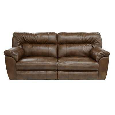 Nolan Extra Wide Reclining Sofa - Wayfair