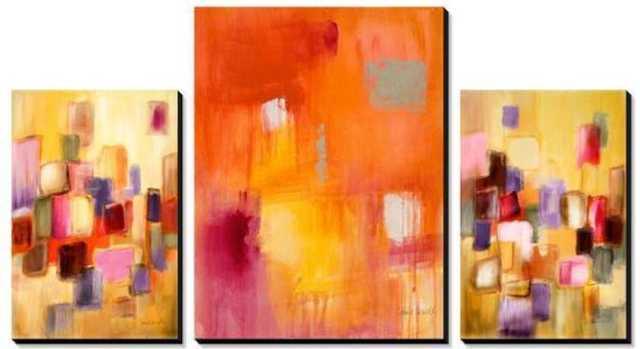 Summer Song Canvas Art Set - art.com