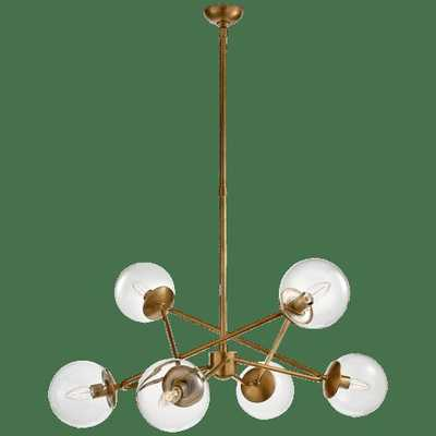 Turenne Large Dynamic Chandelier - Circa Lighting