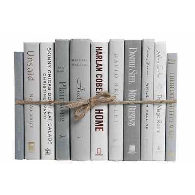 Authentic Decorative Books - By Color Modern Marble ColorPak - Perigold