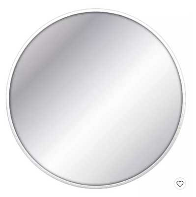 Decorative Wall Mirror Gray - Project 62 / white - Target