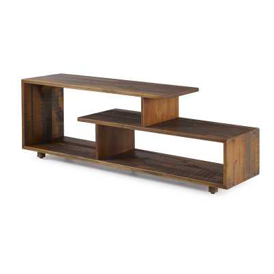 "Carrasco Solid Wood 60"" Console TV Stand - Wayfair"