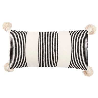 Turin Rectangular Cotton Pillow Cover and Insert - Birch Lane