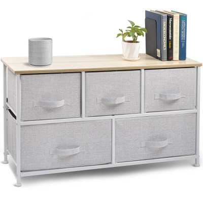 Shingleton 5 Drawer Storage Chest - Wayfair