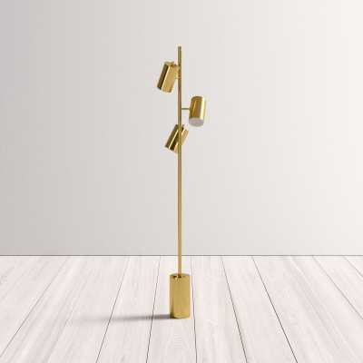 "Higgin 66"" Tree Floor Lamp - Wayfair"