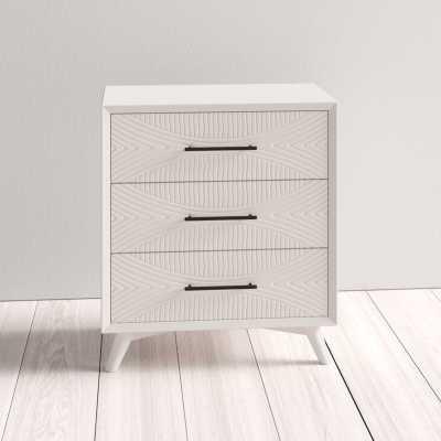 London 3 Drawer Dresser - AllModern