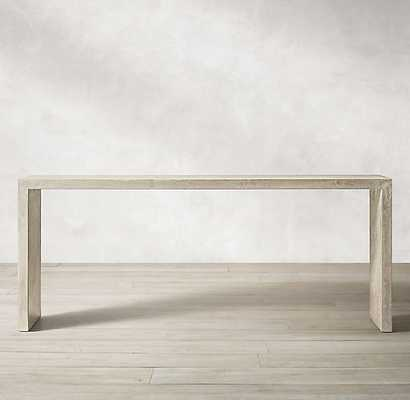 CABRERA CONCRETE CONSOLE TABLE - RH