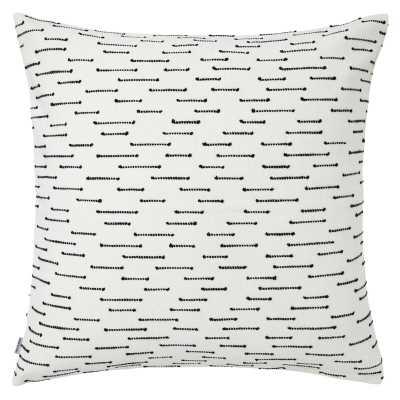 Square Cotton Pillow Cover & Insert - Perigold