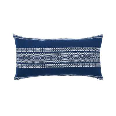Taylorsville Cotton Lumbar Pillow (Insert Included) - Wayfair