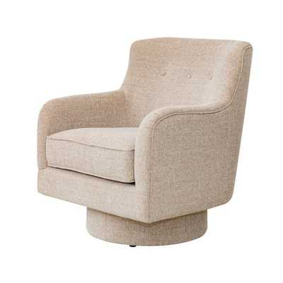 Liya Swivel Armchair - Wayfair
