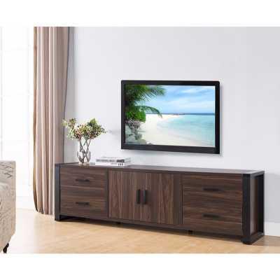 """Janousek TV Stand for TVs up to 70"""" - Wayfair"""