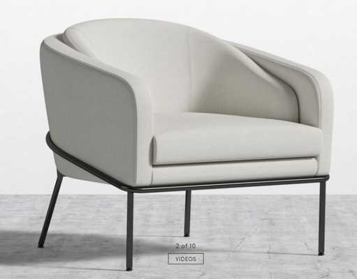 Angelo Lounge Chair - Rove Concepts