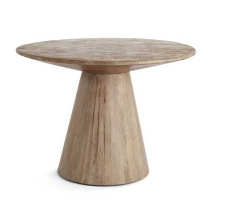 Arana Wood Dining Table - Wisteria