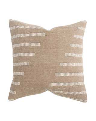 PRESLEY WOVEN PILLOW COVER 20 x 20 - McGee & Co.