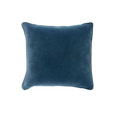 Claude Pillow Cover - Navy - Studio Marcette