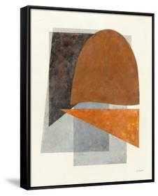 """Quintet II Crop - 30"""" x 37"""" - Black framed canvas -  No Mat - art.com"""