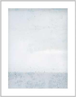 "Overast - Soft Blues, 30x38"" - Artfully Walls"