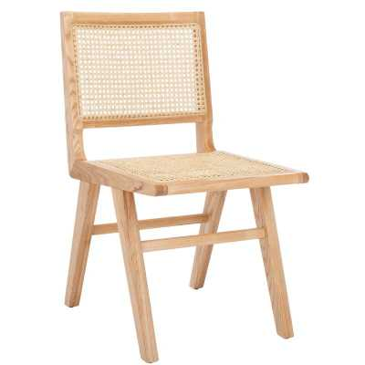 Cane Side Chair (Set of 2) / Natural - Wayfair