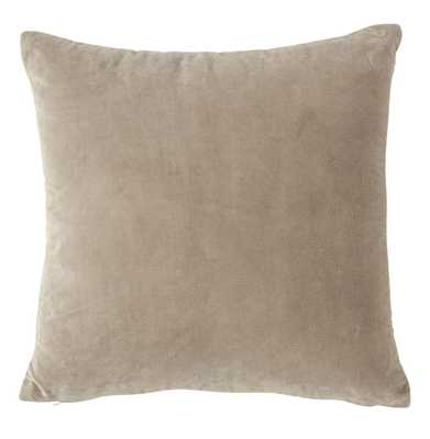 Jules Pillow - Warm Grey - Studio Marcette