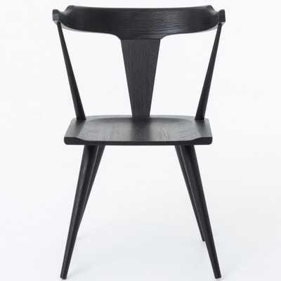 Ripley Dining Chair in Black Oak design by BD Studio - Burke Decor