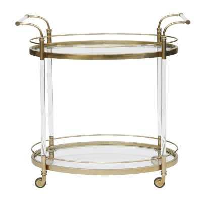 Schroeder Bar Cart - Wayfair