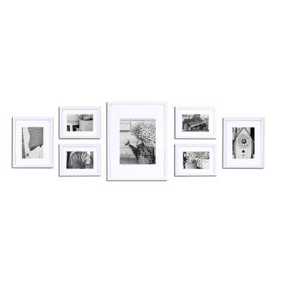 7 Piece Abner Picture Frame Set - Birch Lane