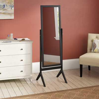 Uvalda Modern & Contemporary Tilting Full Length Mirror - Wayfair