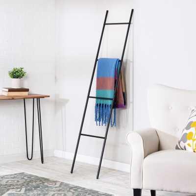 Entryway Blanket Ladder - Wayfair