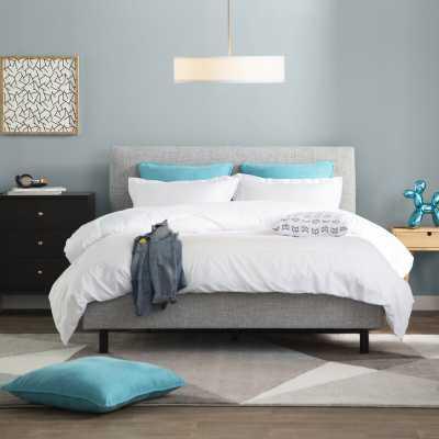 Arietta Upholstered Platform Bed, Queen - AllModern