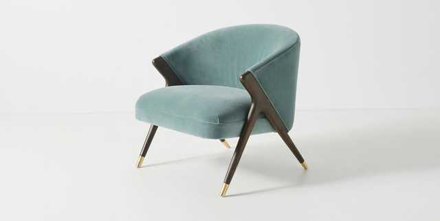 Monroe Accent Chair - Anthropologie