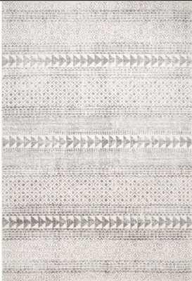 Vintage Aztec Lily / 8'x10' - Loom 23