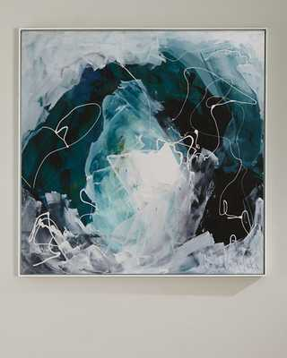 """""""Mother of Pearl"""" Wall Art by Caroline Watson Read - Horchow"""