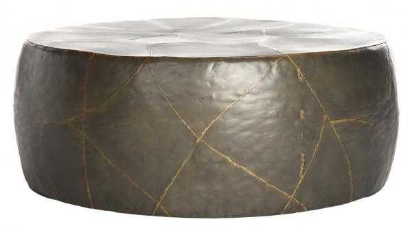 Vernice Coffee Table - Silver - Arlo Home - Arlo Home
