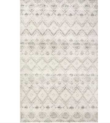 Greta Dotted Diamonds Texture - Loom 23