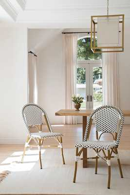 Cannes Chairs, set of 2 - Cove Goods
