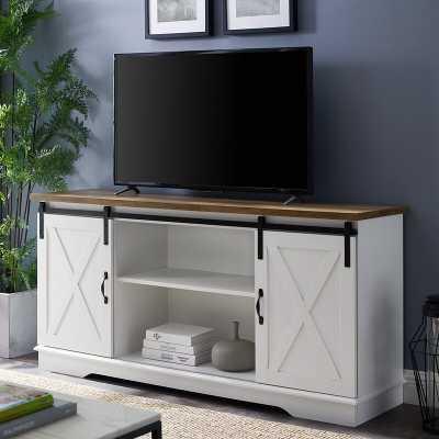 "Berene TV Stand for TVs up to 64"" - Wayfair"