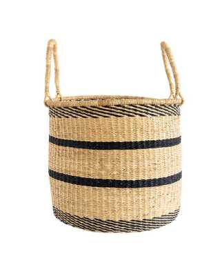 ELEPHANT GRASS HAMPER - SMALL - McGee & Co.