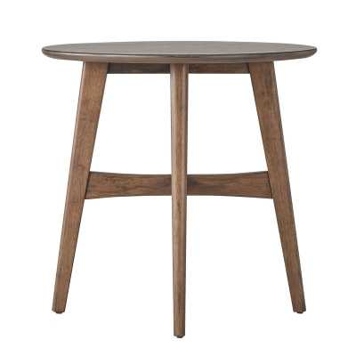 Payton End Table-dark walnut - AllModern
