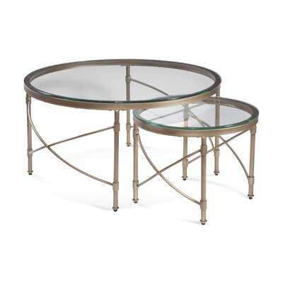 Post Up 2 Nesting Tables - Wayfair