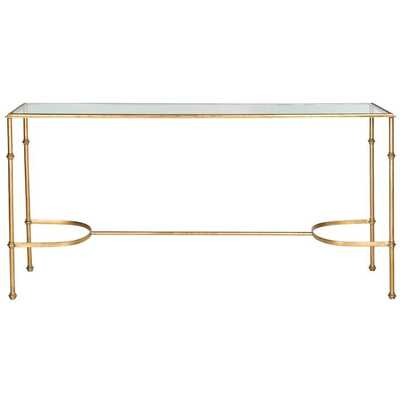 "SafaviehCouture 63"" Console Table - Perigold"