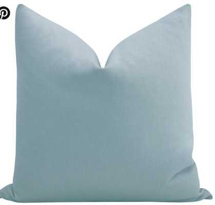 """classic linen  // Hydrangea - 20"""" X 20"""" - Little Design Company"""