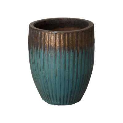 Penryn Ceramic Pot Planter - Wayfair