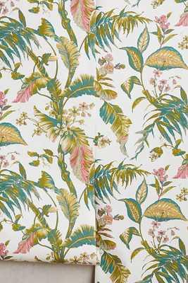 Fiji Gardens Wallpaper - Anthropologie
