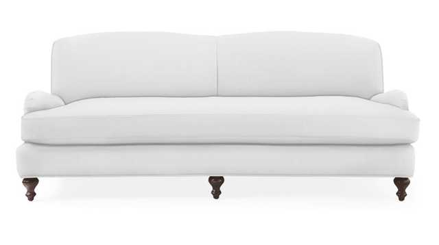 Miramar Sofa with Bench Seat - Serena and Lily