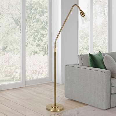 """Asuncion 65.75"""" Arched Floor Lamp - Wayfair"""