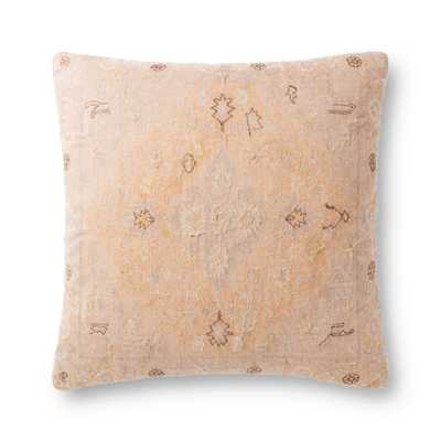 "Mila Pillow Cover - 22"" x 22"" - Roam Common"