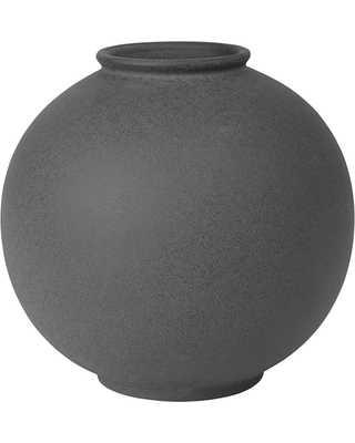 Blomus Rudea Round Vase - Hayneedle
