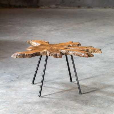 Kravitz coffee table - Hudsonhill Foundry